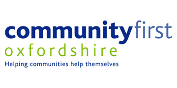 Community First Oxfordshire logo